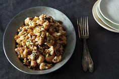 Cavolfiore Palma a la Leah (Pan-Roasted Cauliflower)  recipe on Food52