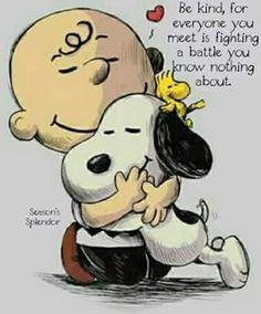 Peanuts Kind Inspiration