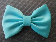 Hey, I found this really awesome Etsy listing at https://www.etsy.com/listing/127924211/blue-radiance-satin-hair-bow-blue this is so cute