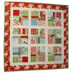 Love the pattern for a xmas quilt