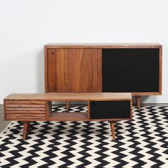 Mullan TV Cabinet Black #productdesign #furnituredesign