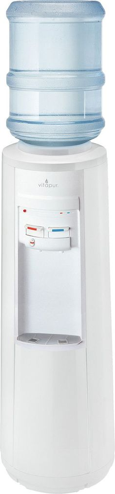 Top Loading Hot, Cold, and Room Temperature Free-Standing Water Dispenser