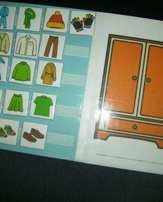 Donde_lo_guardo_vocabulario_pictogramas_ARASAAC_1 Life Skills Activities, Teaching, Frame, Home Decor, Montessori, Child Psychotherapy, Play Therapy, Special Education, Conversation