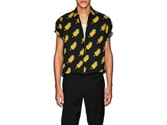 PS BY PAUL SMITH POPSICLE-PRINT COTTON SHIRT. #psbypaulsmith #cloth #