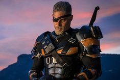 Joe Manganiello Coyly References His Time as Deathstroke