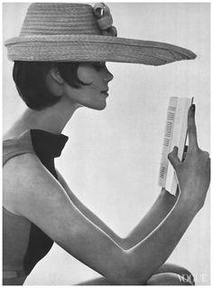 Model Marola Witt, Photo By Tom Palumbo For Vogue, July 1, 1961.