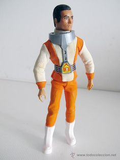 Madelman original. Ref. 900. Comandante astronave. Segunda generación