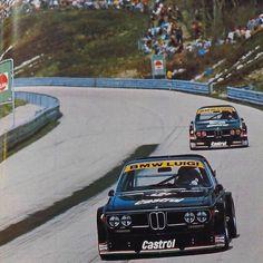 Bmw E9, Bmw Alpina, Bmw Cars, Courses, Munich, Touring, Race Cars, Nostalgia, Racing