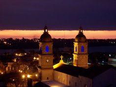 El Carmen cathedral in Salto