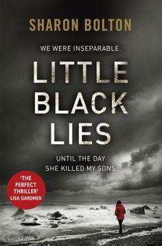 Little Black Lies   Sharon Bolton   9780593069202   NetGalley