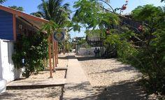 famous Placencia Sidewalk, Placencia, Belize