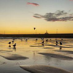 #pordosol #sunset #praiadematosinhos #matosinhos #20140828