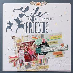 Friends **BasicGrey