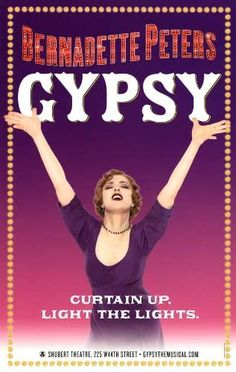 Amazon.com: Pop Culture Graphics Gypsy Poster Broadway Theater Play 11x17: Prints: Posters & Prints