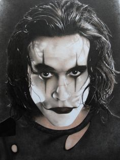 images of brandon lee | ArtistAlan: Brandon Lee - The Crow.