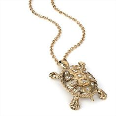 Minerva Collection Large Tortoise Pendant Fashion Necklace Antique Gold by Minerva Collection, http://www.amazon.co.uk/dp/B007915BXE/ref=cm_sw_r_pi_dp_l2Rcrb0N6NFGN