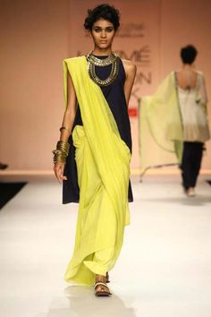 Indian Designers at Lakme Indian Fashion Week Spring Summer 2013. Follow Strand of Silk to get the best of Beautiful Indian Fashion from leading Fashion Designers, including Contemporary Indian Fashion and Indian Bridal clothes like Saris, Anarkalis, Salwar Suits, Lenghas, Indian Jewellery.  #haute couture #fall outfit
