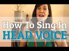 How To Sing In Head Voice - Singer's Secret