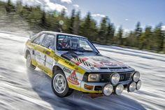 audi sport quattro rally s1 e2 - 1985 - photo autoclasico 2014