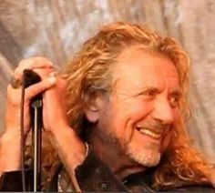 .Robert Plant-I dream about him sometimes.