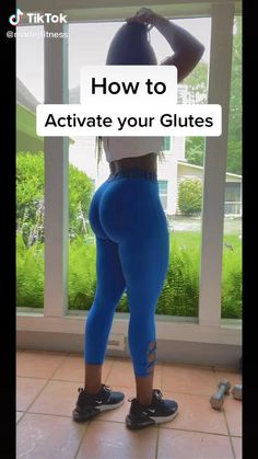 Gym Workout Videos, Gym Workout For Beginners, Ab Workouts, Beginner Workouts, Glute Exercises With Bands, Gym Glute Workout, Weekly Gym Workouts, Hamstring Exercises, Glute Activation Exercises