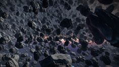space asteroid belt - Google Search