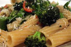 Pasta con brócoli