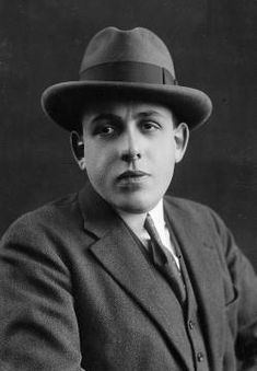 Francis Poulenc, composer and one of Les Six