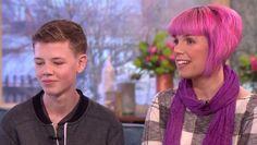 Jongen met terminale kanker geneest nadat moeder hem stiekem cannabis gaf