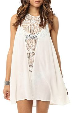 Free shipping and returns on O'Neill 'Sophie' Cover-Up at Nordstrom.com. A fun crochet cutout shows off a flirty peek of skin in a lightweight swim cover-up that's perfect for hanging out by the pool.