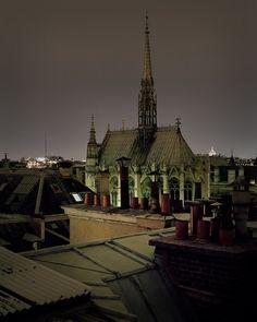 Toit de Paris, Alain Cornu