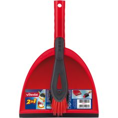 Energise your cleaning cupboard with this vibrant red dustpan and brush set from Vileda available to buy online today. Cleaning Cupboard, Rubber Lips, Fitness Motivation, Dustpans And Brushes, Design Your Dream House, Cleaning Equipment, Brush Set, High Gloss, Cleaning Wipes