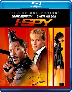 I-SPY BLU-RAY (SONY CHOICE COLLECTION)