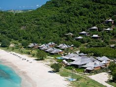 One of #TravelsBest All-Inclusive Resorts: Hermitage Bay in Antigua