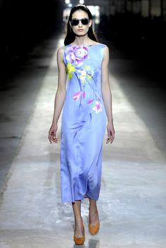Dries Van Noten Spring 2011 Ready-to-Wear Fashion Show - Pauline Van der Cruysse (ELITE)