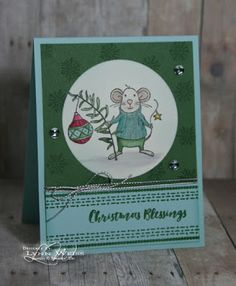 LW Designs: Merry Mice Blessings