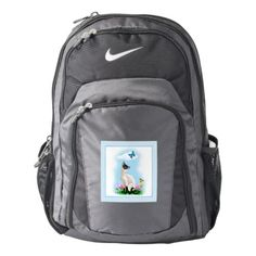 Siamese Kitten Nike Backpack