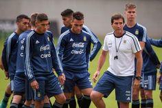 Sub 20: Argentina inicia su camino en el hexagonal final: La Selección enfrentará a Uruguay en el inicio del hexagonal final del…