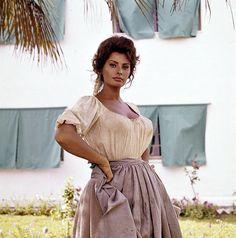 Madame Sans-Gêne. Sophia Loren