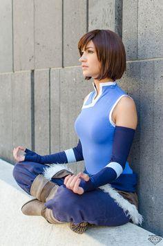 Cosplayer: www.facebook.com/kristina.make… Photographer: Cosplay: Korra Series: Avatar - The Legend of Korra Location: Nippon Nation Year: 2015