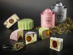 Want!! : Tea Lightful Twg Tea Candied Mooncakes 2