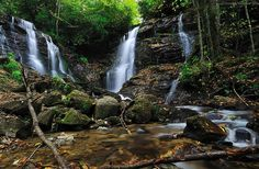 4. SOCO Falls - Maggie Valley NC