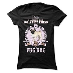 Nice T-shirts  God gave me PUGDOG . (3Tshirts)  Design Description: God gave me PUGDOG  If you don't fully love this Tshirt, you can SEARCH your favourite one by way of the use of search bar on the header.... -  #birds #cats #cows #dogs #hamster #horse #pets #turtles - http://tshirttshirttshirts.com/pets/deal-of-the-day-god-gave-me-pugdog-3tshirts.html Check more at http://tshirttshirttshirts.com/pets/deal-of-the-day-god-gave-me-pugdog-3tshirts.html