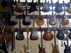 The latest global Guitar Jar Mystery shopper feature finds me at: Budagov Instruments, Tel Aviv. For more guitar related news and features, visit http://www.guitarjar.co.uk