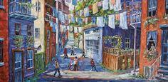 artiste peintre scene hiver - Recherche Google