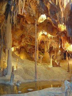 Alvados Caves - Portugal by Vitor Olaveira