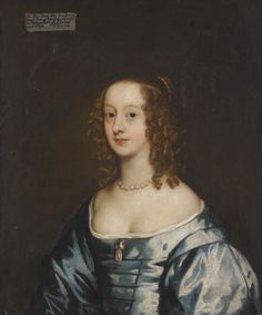 Lely, Sir Peter - LADY DIANA GREY, COUNTESS OF AILSBURY (D.1689)