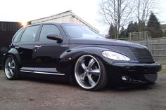 lowered+pt+cruiser | PT Cruiser Forum