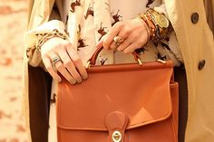 Coach Classic I have this one in chocolate brown.