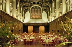 Have your wedding reception in The Great Hall at Hampton Court Palace!